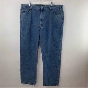 Levi's 550 relaxed fit W 46 x L 32 Jeans